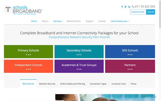Schools Broadband
